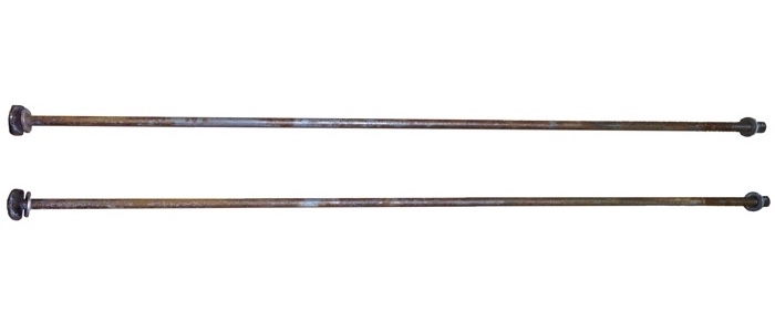 Twin Compression Rods
